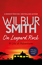 Link to request book via Primo: On Leopard Rock - Wilbur Smith