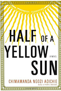 Half of a yellow sun book cover