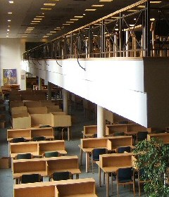 Level 4, Chancellor Oppenheimer Library, 2005