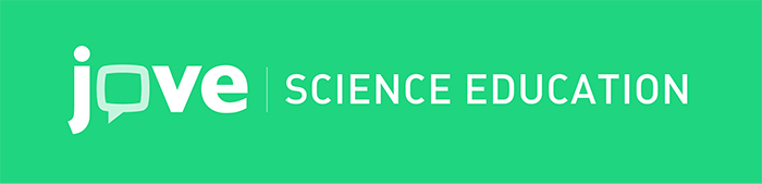 JoVE Science Education logo