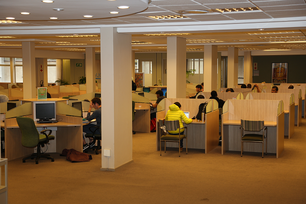 Research Wing, Level 5, Chancellor Oppenheimer Library