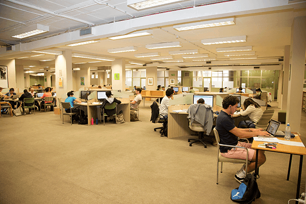 Research Wing, Level 6, Chancellor Oppenheimer Library